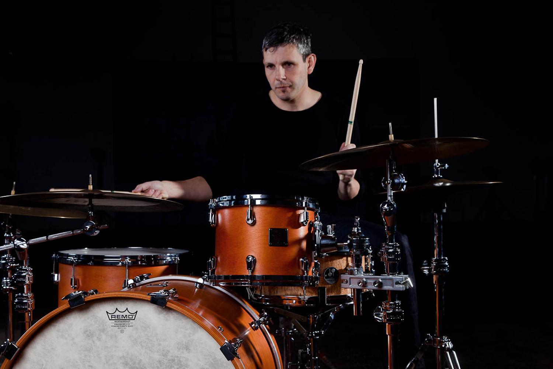 Benno Schlachter: Schlagzeuglehrer, Musiker, Hamburg, Medien