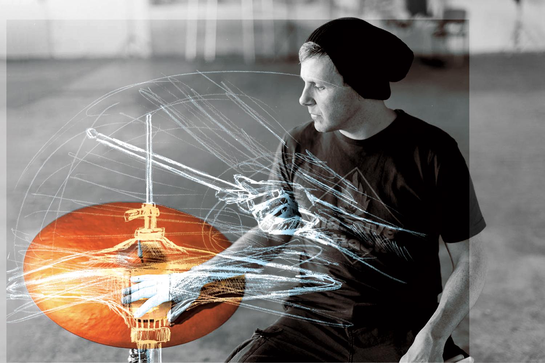 Benno Schlachter, Musiker, Schlagzeuglehrer, Hamburg